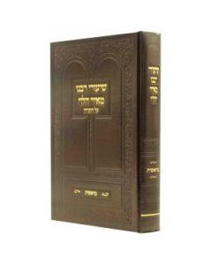 שיעורי רבנו מאיר הלוי - בראשית SHIUREI RABEINU MEIR HALEVY BEREISHIS